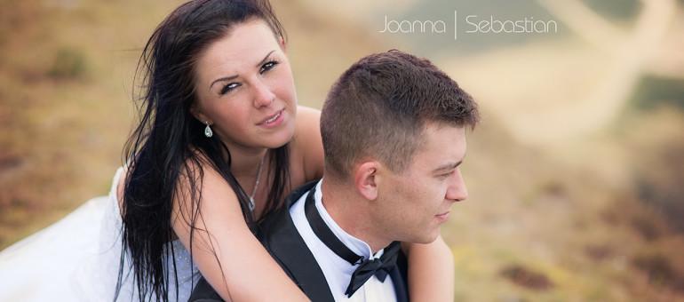 Reportaż Ślubny Joanny i Sebastiana