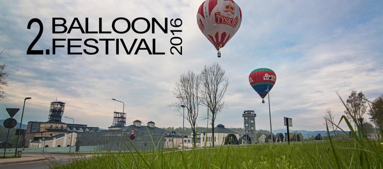 Balloon Festival 2016 Stara Kopalnia